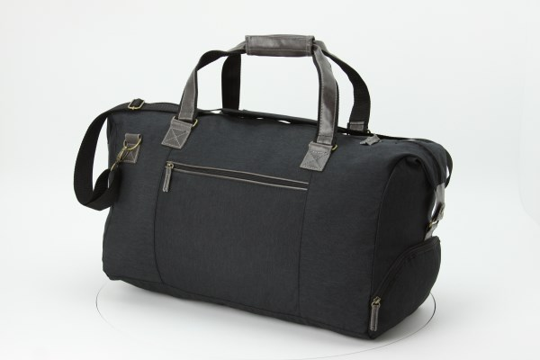 "Capitol 20"" Duffel - Embroidered 360 View"