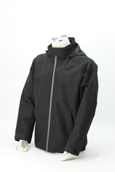 Insight Interactive Shell Jacket - Men's 360 View