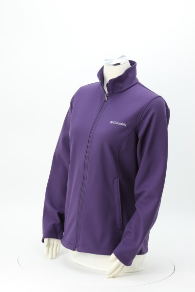 Columbia Kruser Ridge Soft Shell Jacket - Ladies' 360 View