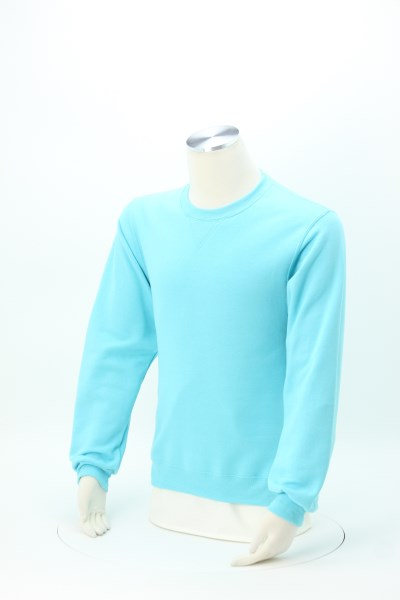 Fruit of the Loom Sofspun Crew Sweatshirt - Embroidered 360 View