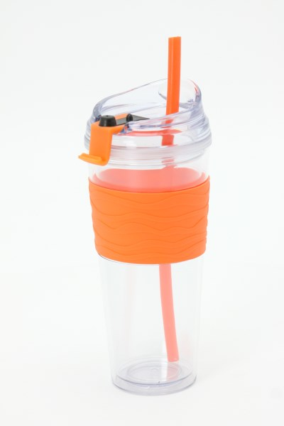 Quench Grand Journey Tumbler - 22 oz. 360 View