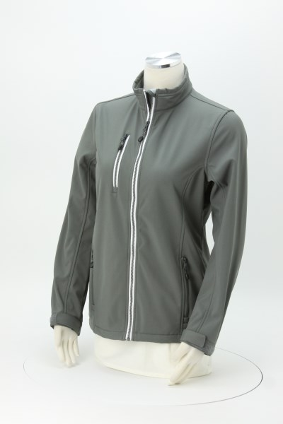 Telemark Soft Shell Jacket - Ladies' 360 View