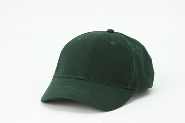 Brushed Cotton Structured Twill Cap 360 View