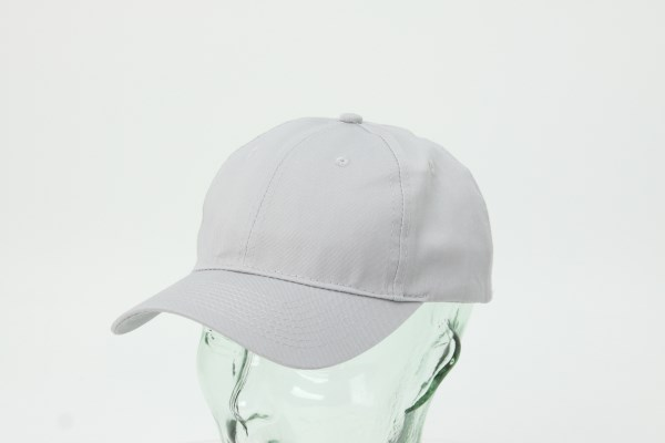 Twill Unstructured Cap 360 View