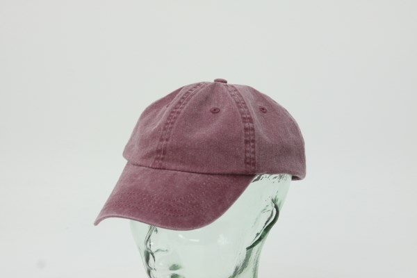 Washed Cotton Twill Cap 360 View
