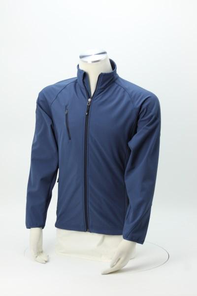 Refine Textured Soft Shell Jacket - Men's 360 View