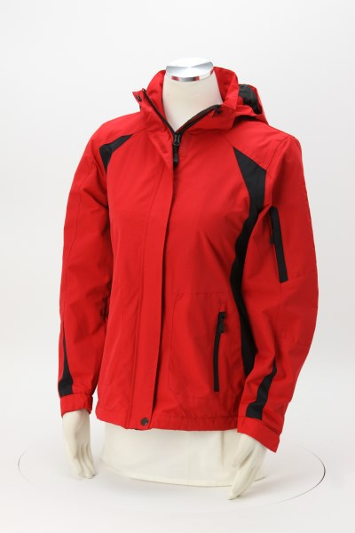 All-Season Colorblock Jacket - Ladies' 360 View