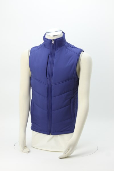 Quilted Puffy Vest - Men's 360 View