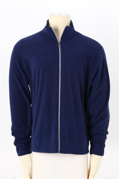 Crossland Microfleece Jacket - Men's 360 View