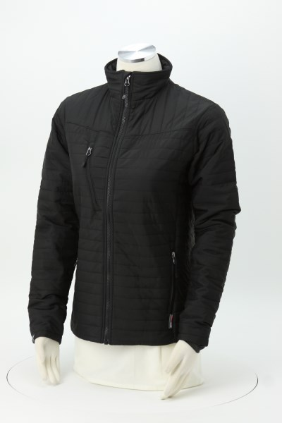 Storm Creek Thermolite Quilted Jacket - Ladies' 360 View