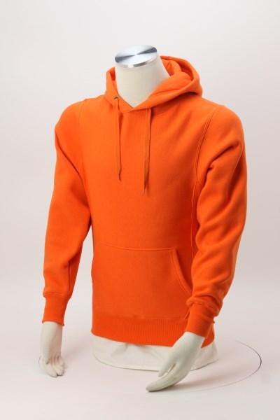 Super Heavy Hooded Sweatshirt 360 View
