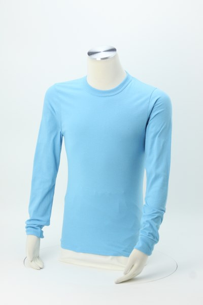 Port 50/50 Blend Long Sleeve T-Shirt - Colors 360 View