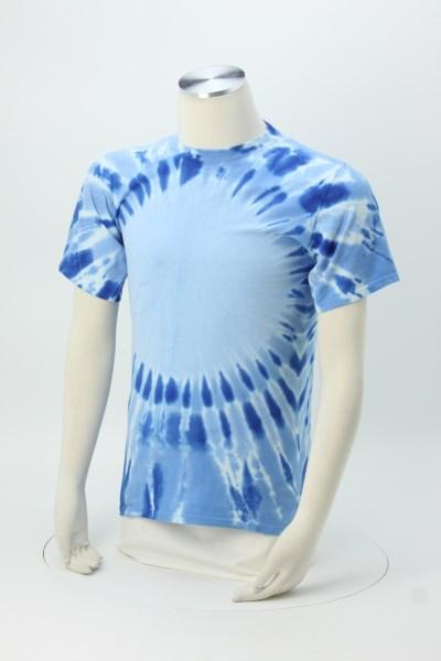 Tie-Dye Void T-Shirt 360 View