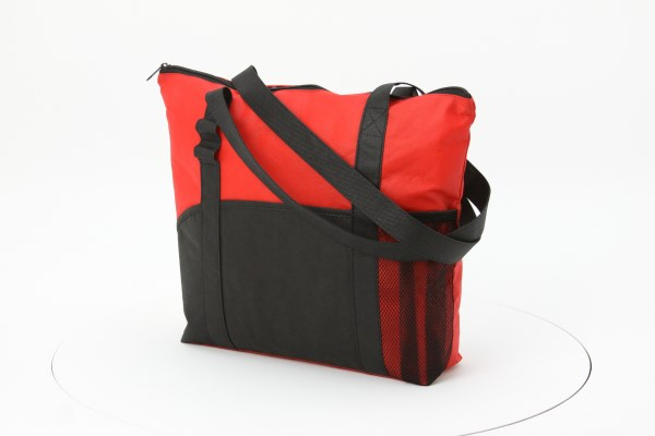 Backup Business Tote 360 View