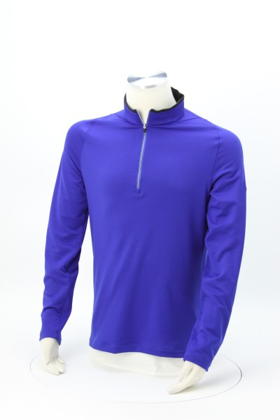 Nike Performance Stretch 1/2-Zip Pullover - Men's 360 View