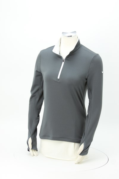 Nike Performance Stretch 1/2-Zip Pullover - Ladies' 360 View