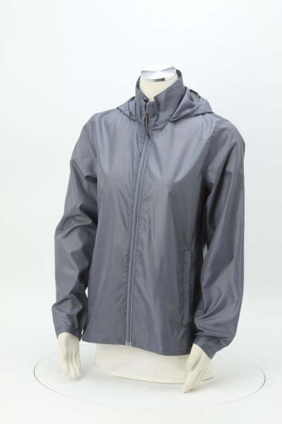 Darien Lightweight Packable Jacket - Ladies' 360 View