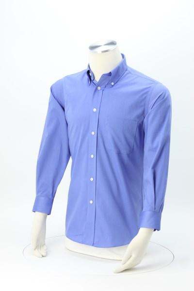 Signature Non-Iron Button Down Dress Shirt - Men's 360 View