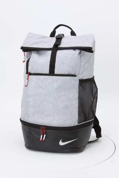 7d3b9146b3dbe 4imprint.com: Nike Sport Foldover Backpack 133744