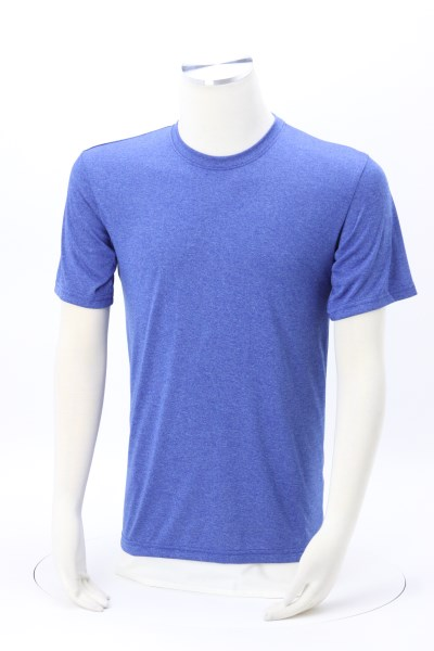 Snag Resistant Heather Performance T-Shirt - Men's - Screen 360 View