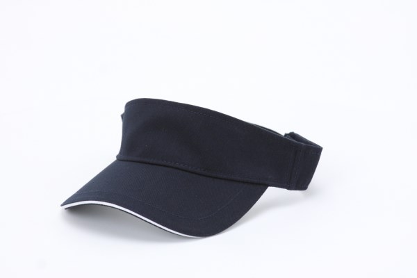 Excel Chino Twill Visor 360 View