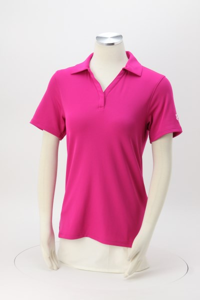 Under Armour Corporate Performance Polo - Ladies' - Embroidered 360 View