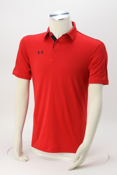 Under Armour Tech Polo - Men's - Embroidered 360 View