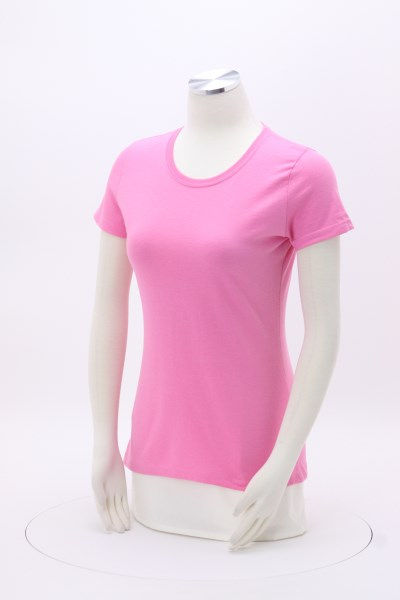 Jerzees Dri-Power 50/50 T-Shirt - Ladies' - Colors - Screen 360 View