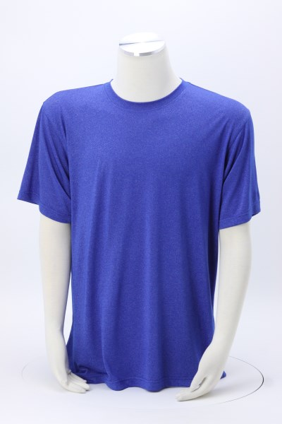 Cool & Dry Heather Performance Tee - Men's 360 View