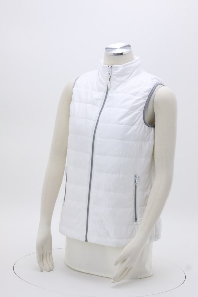 Apex Compressible Quilted Vest - Ladies' 360 View