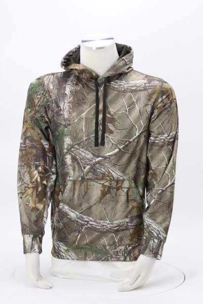 The Champion Pullover Tech Sweatshirt - Camouflage 360 View