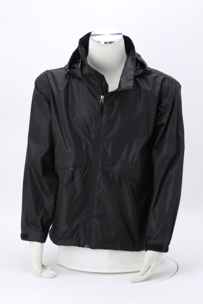 Sportsman Waterproof Lightweight Jacket 360 View