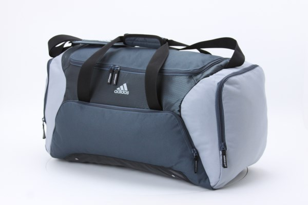 adidas 52L Duffel - Embroidered 360 View