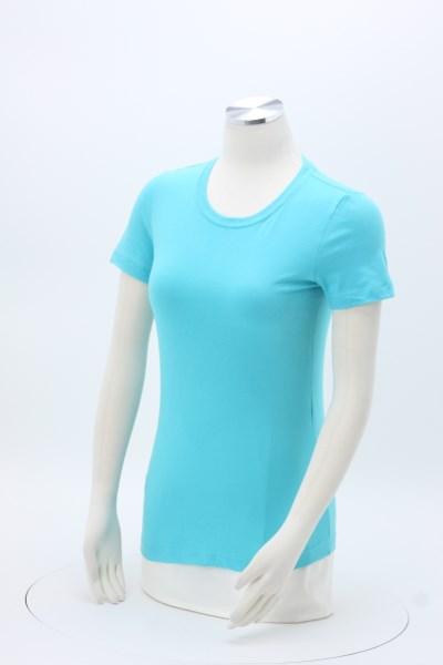 Next Level Ideal Crew T-Shirt - Ladies' 360 View