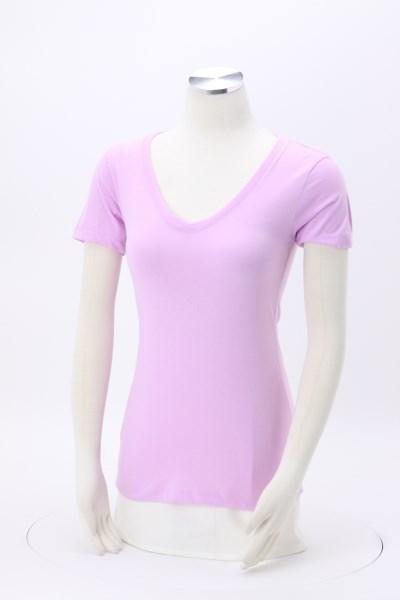 Next Level Ideal V-Neck T-Shirt - Ladies' 360 View