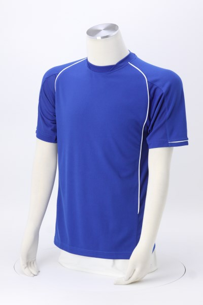 Thunderbolt Interlock Sport Shirt 360 View