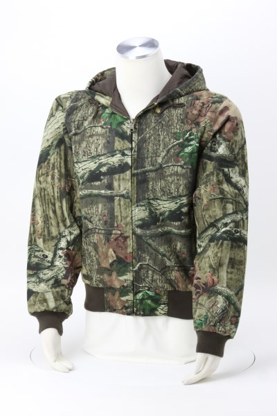 Timberline Camo Work Jacket 360 View