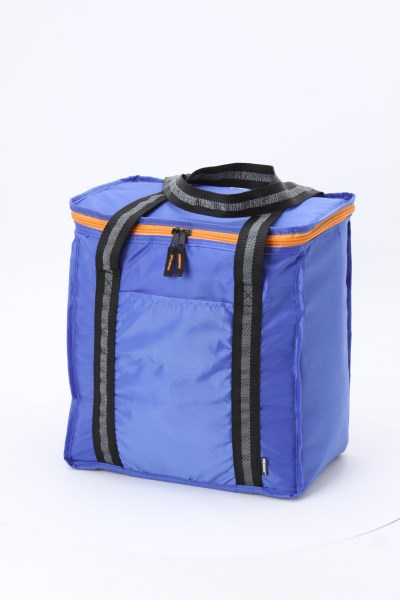 Koozie® Block Grocery Tote Kooler 360 View