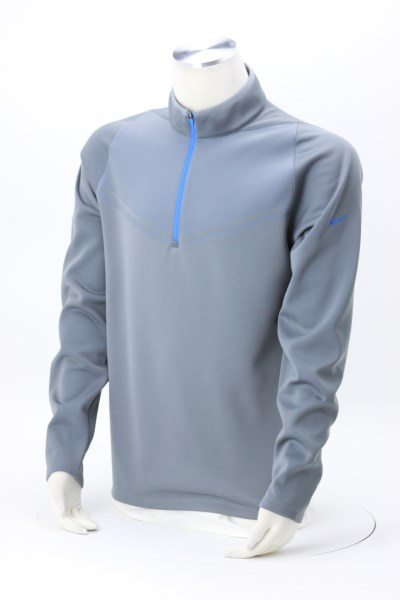 Nike Performance Thermal Fit 1/2-Zip Pullover - Men's 360 View