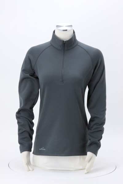 Eddie Bauer 1/2-Zip Core Layer Fleece - Ladies' 360 View