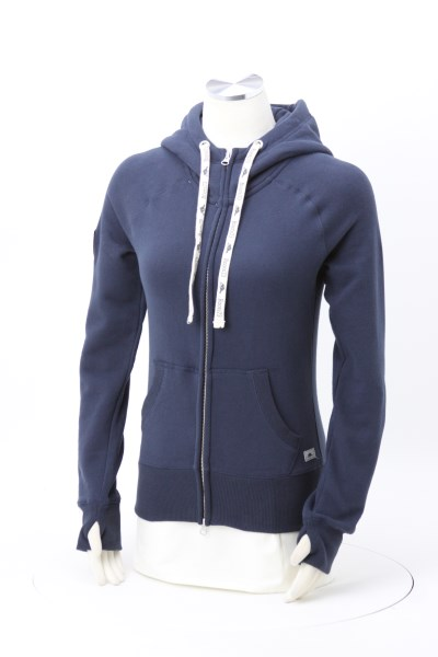 Roots73 Riverside Full-Zip Hoodie - Ladies' 360 View