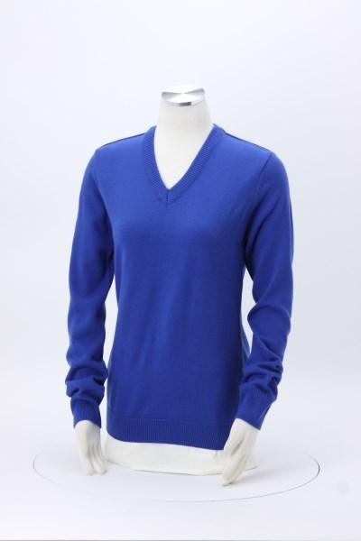 Pilbloc V-Neck Sweater - Ladies' 360 View