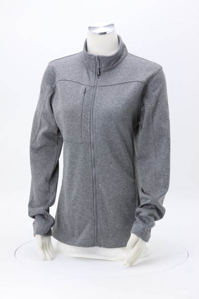 Performance Tek Bonded Microfleece Jacket - Ladies' 360 View