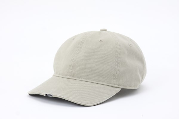 Outdoor HiBeam Lighted Cotton Cap 360 View