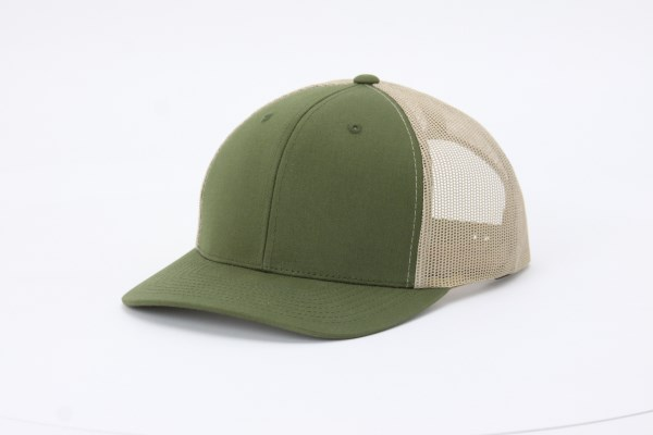 Yupoong Retro Trucker Cap 360 View