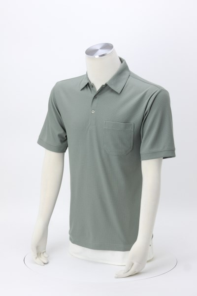 Endurance Performance Pocket Polo - Men's 360 View