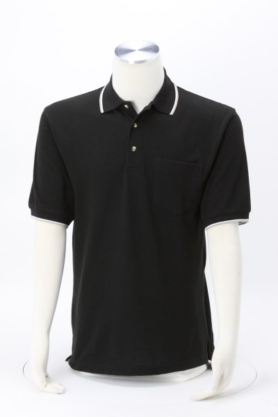Conquest Performance Pocket Polo - Men's 360 View