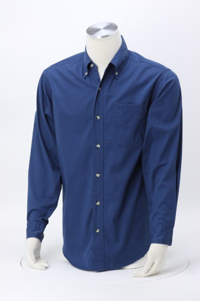 Professional Teflon Treated Twill Shirt - Men's 360 View