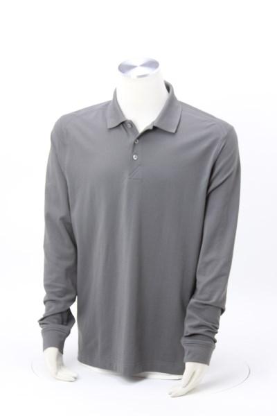 Cutter & Buck Advantage Long Sleeve Polo - Men's 360 View