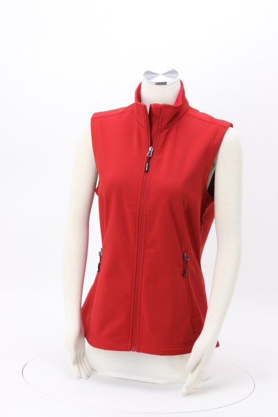 Cruise Soft Shell Vest - Ladies' 360 View